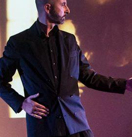 Giovanni Bovolenta insegnante di tango